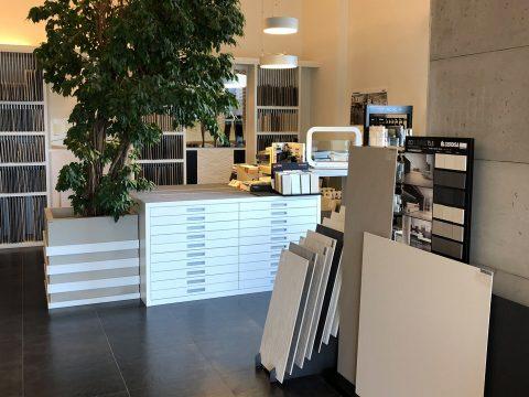 Schauraum von wärme design Kletzenbauer